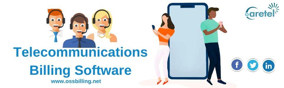 Telecommunications-billing-software