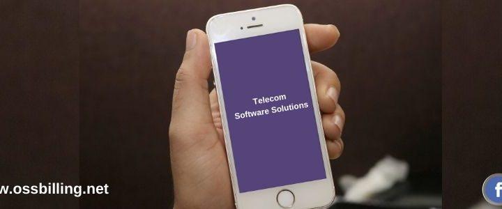 Telecom software solutions