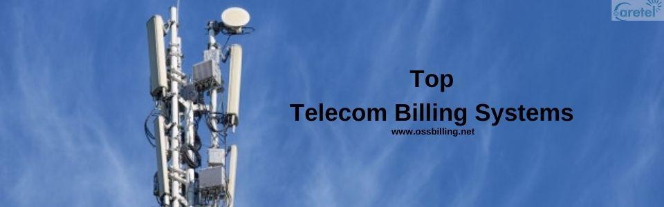 Top Telecom Billing Systems